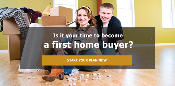 Is it your time to become  a first home buyer?